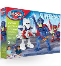 Bloco - Super-hero
