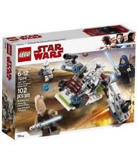 Star Wars - Ensemble de combat des Jedi et soldats