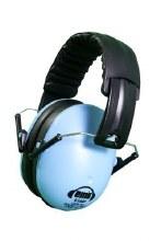 Coquilles de protection EM's 4 kids - Bleu