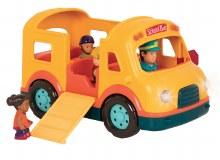 Autobus Scolaire Sons & Lumières