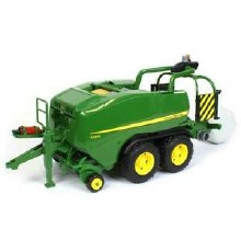 John Deere - Wrapping Baler