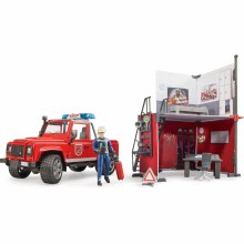 Land Rover - Fire Station