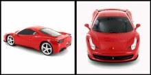 Ferrari 458 Italia Téléguidée