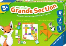 Mes jeux de Grande Section