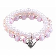 Bracelets - Breloque coeur