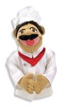 Marionnette - Chef