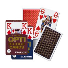 Cartes Opti 4 Bridge
