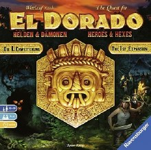 El Dorado - Heroes and Hexes