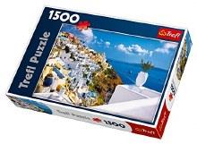 Casse-tête 1500 mcx - Santorini