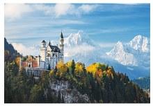 Casse-tête 1500 mcx - Neuschwanstein, Alpes