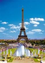 Casse-tête, 2000 mcx - Tour Eiffel