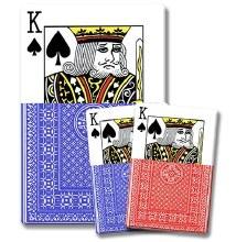 Jeu de cartes à jouer réguliers
