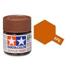 Peinture Tamiya - XF-6 Copper
