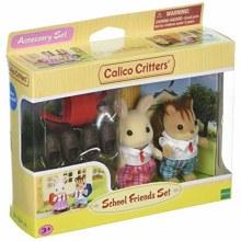 Calico Critters - Ensemble d'École