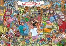 Casse-tête 1000mcx - Car Boot Capers