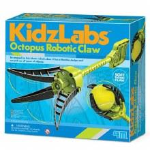 Pince de pieuvre Robotique