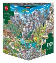 Casse-tête 1000 mcx - Alpine Fun