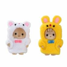 Calico Critters - Adorables Petites Bêtes Costumées