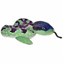 Serpent - Vert et Mauve 54 po