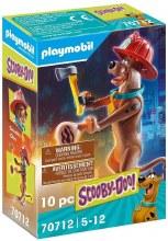 Scooby-Doo pompier