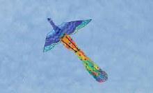 Cerf-Volant 3D - Peacock