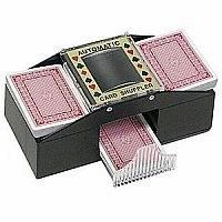 Mélangeur de cartes automatique (2 paquets)