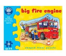 Casse-tête, 20 mcx - Camion de pompiers