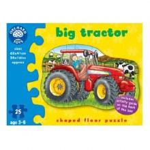 Casse-tête, 25 mcx - Grand tracteur