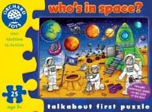 Casse-tête, 25 mcx - Qui est dans l'espace
