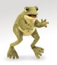 Drôle de grenouille