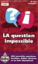 LA question impossible #2