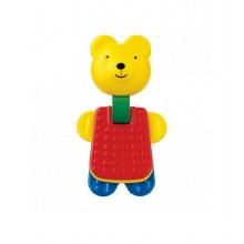Ted, le triple jouet de dentition