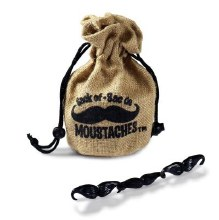 Sac de moustaches