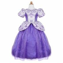 Robe Princesse Mauve (7-8ans)