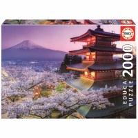 Casse-tête 2000 mcx - Mont Fuji