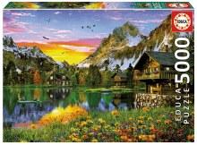 Casse-tête 5000 mcx - Lac Alpin