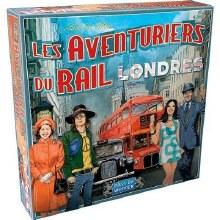 Les aventuiers du rail - Londres