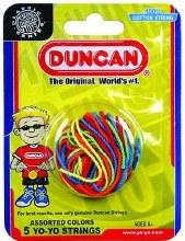 Cordes colorées à yo-yo