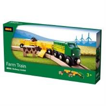 Train fermier