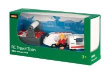 Train voyageur radiocommandé