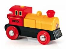 Locomotive motorisée bidirectionnelle