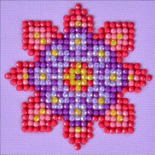 Diamond Dotz - Patchwork Mandala 2