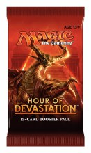 Mtg - Hour of Devastation Booster Pack