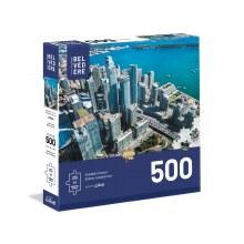 Casse-tête 500 mcx - Edifices à Toronto
