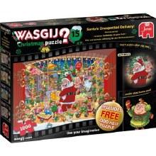 Casse-tête 1000 mcx - Livraison inattendue du Père Noël