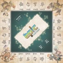 Tiny Epic Tactics - Playmat