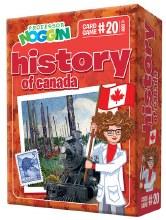 Professor Noggin - History of Canada