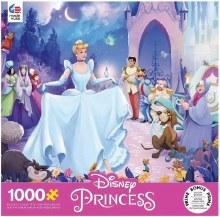 Casse-tête, 1000 mcx - Disney - Cendrillon