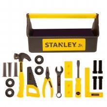Stanley Jr. - Ensemble Coffres avec 20 Outils