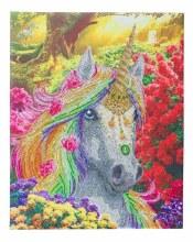 Crystal Art - Unicorn Forest - Large
